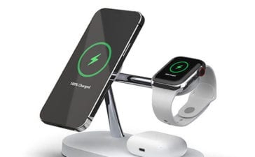 MagSafe WIreless Wired Charging Station