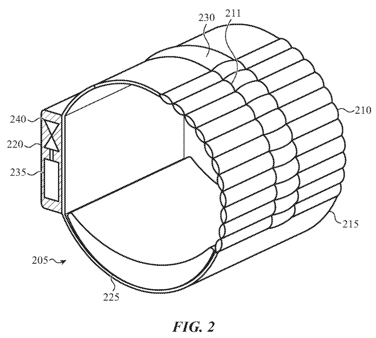 Future Apple Watch band could double as a stretchable blood pressure cuff